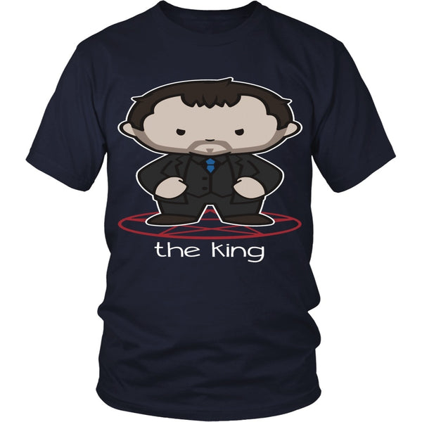 The King - Apparel - T-shirt - Supernatural-Sickness - 3