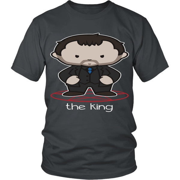 The King - Apparel - T-shirt - Supernatural-Sickness - 4