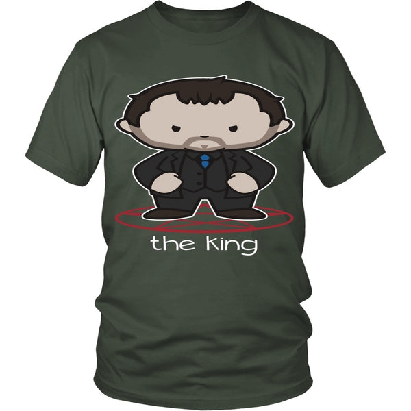 The King - Apparel - T-shirt - Supernatural-Sickness - 5