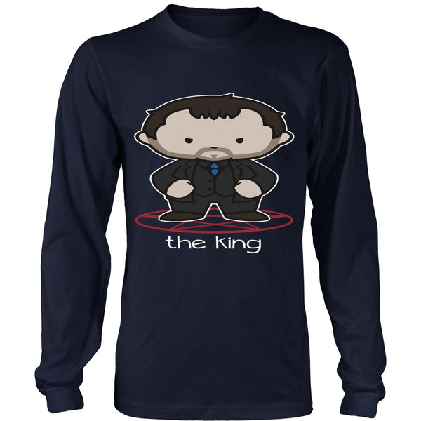 The King - Apparel - T-shirt - Supernatural-Sickness - 6