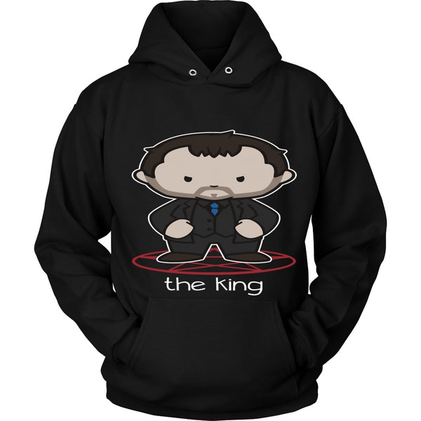 The King - Apparel - T-shirt - Supernatural-Sickness - 8