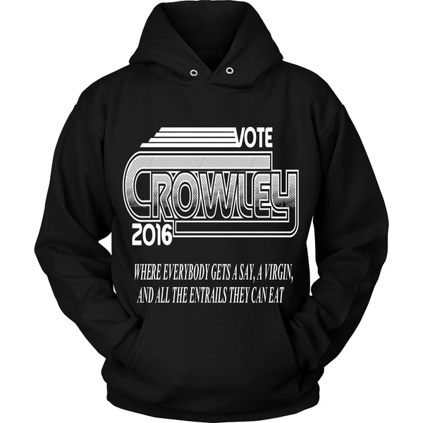 Vote Crowley - Tank Top - T-shirt - Supernatural-Sickness - 7