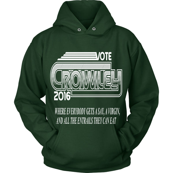 Vote Crowley - Tank Top - T-shirt - Supernatural-Sickness - 9