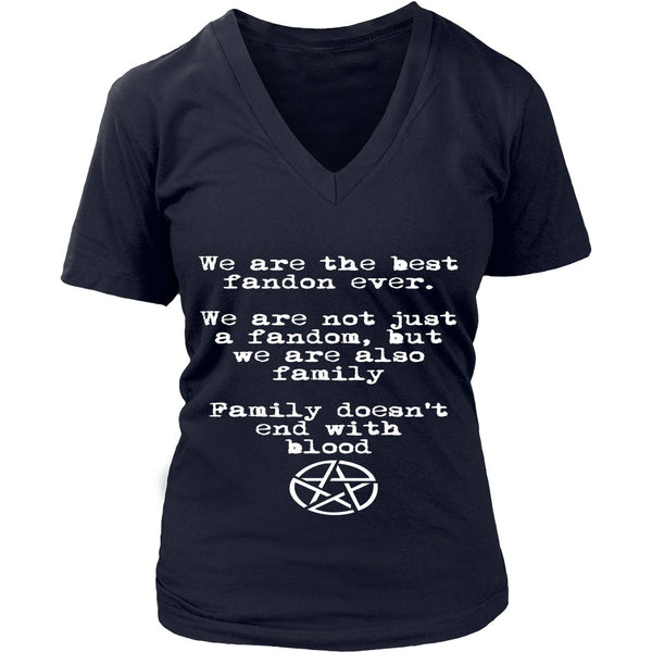 We are the best fandom ever - Apparel - T-shirt - Supernatural-Sickness - 12