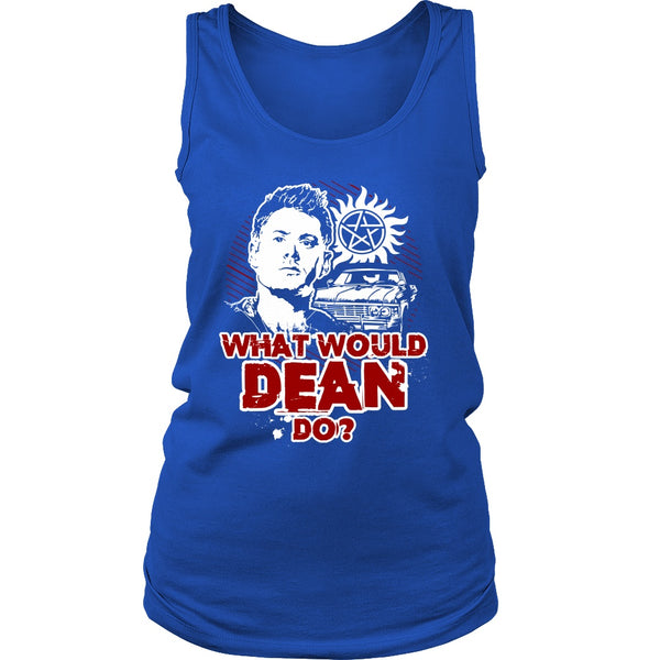 What Would Dean Do? - T-shirt - Supernatural-Sickness - 11