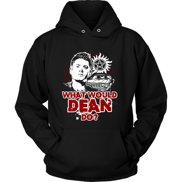What Would Dean Do? - T-shirt - Supernatural-Sickness - 8