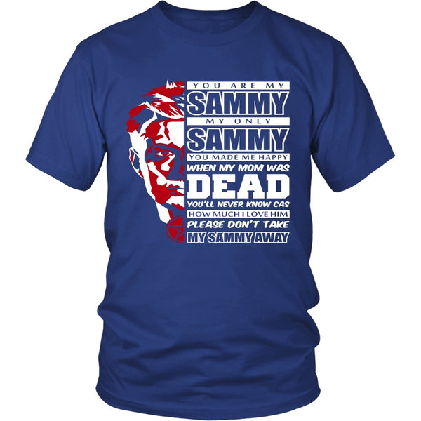 You Are My Sammy - Apparel - T-shirt - Supernatural-Sickness - 2