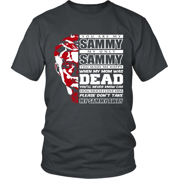 You Are My Sammy - Apparel - T-shirt - Supernatural-Sickness - 4