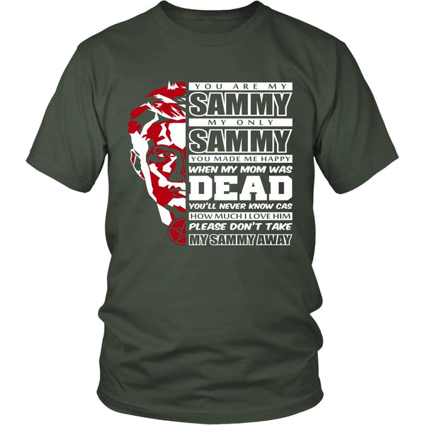 You Are My Sammy - Apparel - T-shirt - Supernatural-Sickness - 5
