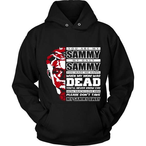 You Are My Sammy - Apparel - T-shirt - Supernatural-Sickness - 8