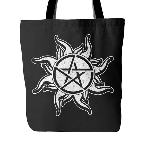 Anti Possession - Totebag - Tote Bags - Supernatural-Sickness - 1