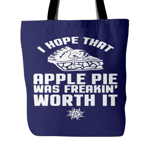 Apple Pie - Totebag - Tote Bags - Supernatural-Sickness - 3