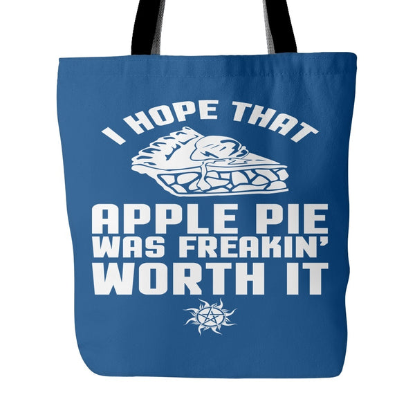 Apple Pie - Totebag - Tote Bags - Supernatural-Sickness - 4
