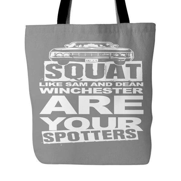 Are your Spotters - Totebag - Tote Bags - Supernatural-Sickness - 2