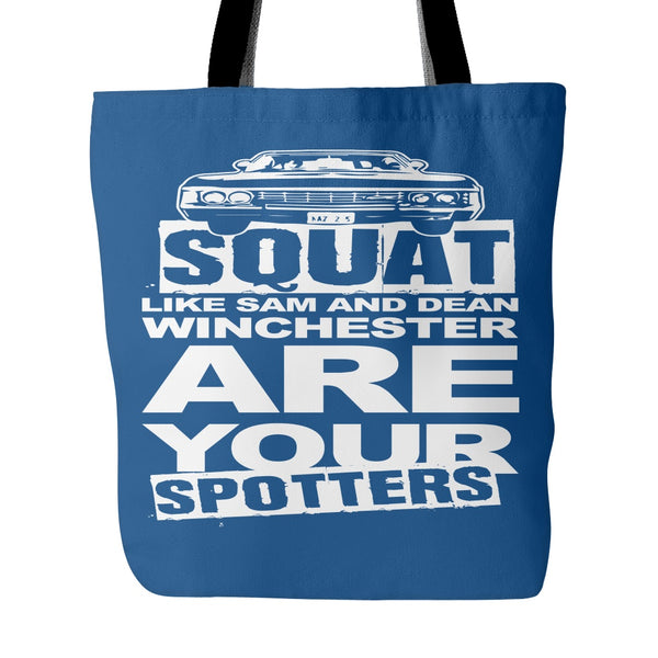 Are your Spotters - Totebag - Tote Bags - Supernatural-Sickness - 3