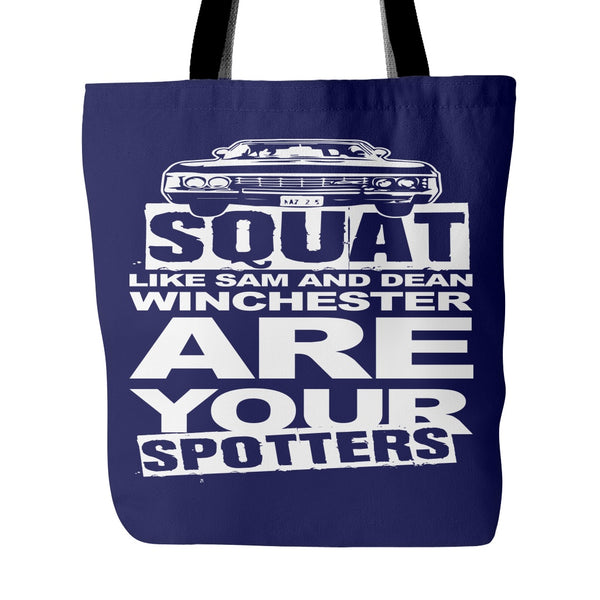 Are your Spotters - Totebag - Tote Bags - Supernatural-Sickness - 4