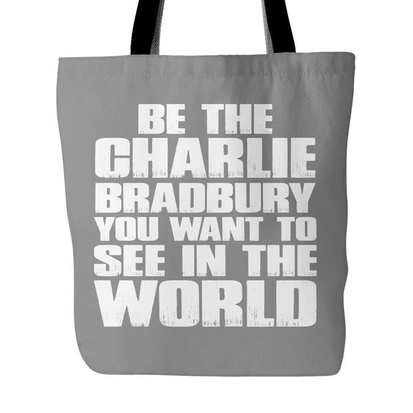 Be the Charlie - Tote Bag - Tote Bags - Supernatural-Sickness - 2