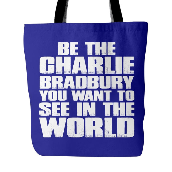 Be the Charlie - Tote Bag - Tote Bags - Supernatural-Sickness - 3