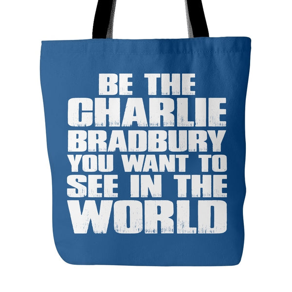 Be the Charlie - Tote Bag - Tote Bags - Supernatural-Sickness - 4