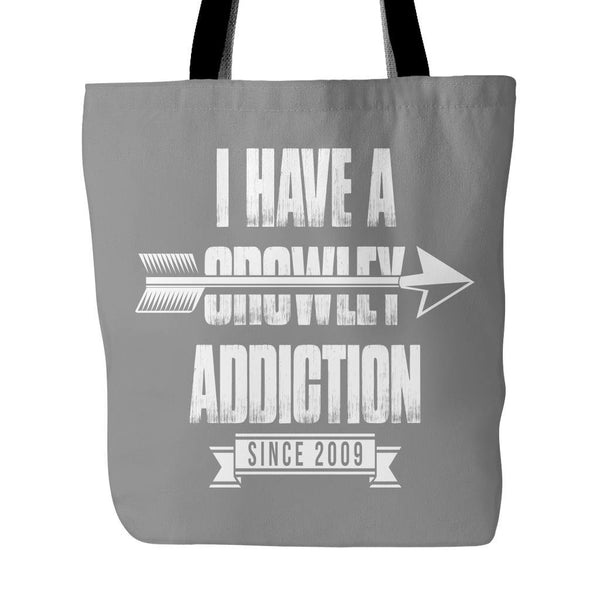 Crowley Addiction - Totebag - Tote Bags - Supernatural-Sickness - 2