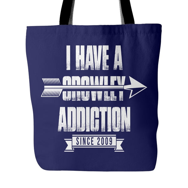 Crowley Addiction - Totebag - Tote Bags - Supernatural-Sickness - 3