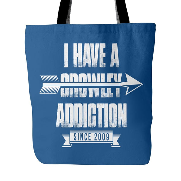 Crowley Addiction - Totebag - Tote Bags - Supernatural-Sickness - 4