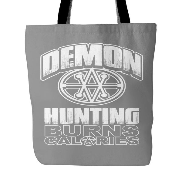 Demon Hunting - Totebag - Tote Bags - Supernatural-Sickness - 2
