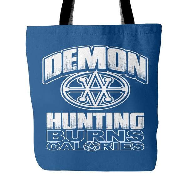 Demon Hunting - Totebag - Tote Bags - Supernatural-Sickness - 4