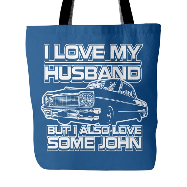 I Also Love Some John - Totebag - Tote Bags - Supernatural-Sickness - 4