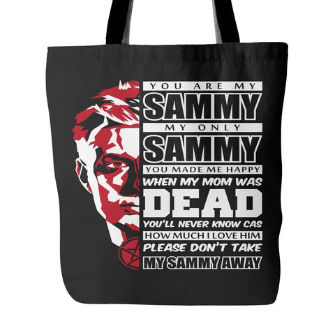 You Are My Sammy - Totebag - Tote Bags - Supernatural-Sickness - 1