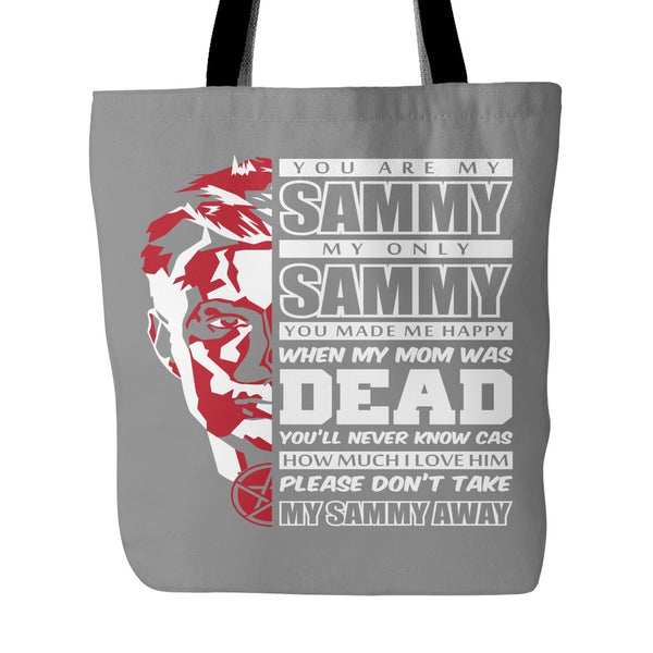 You Are My Sammy - Totebag - Tote Bags - Supernatural-Sickness - 2