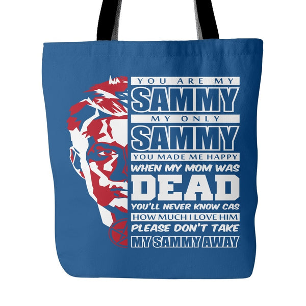 You Are My Sammy - Totebag - Tote Bags - Supernatural-Sickness - 4