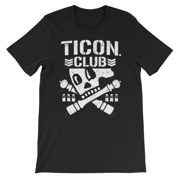 Ticon. Club Bone Soldier