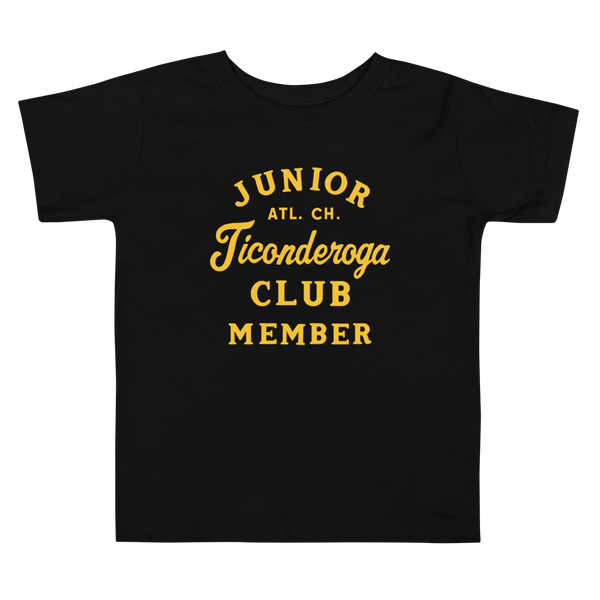 Junior Club Member - Black