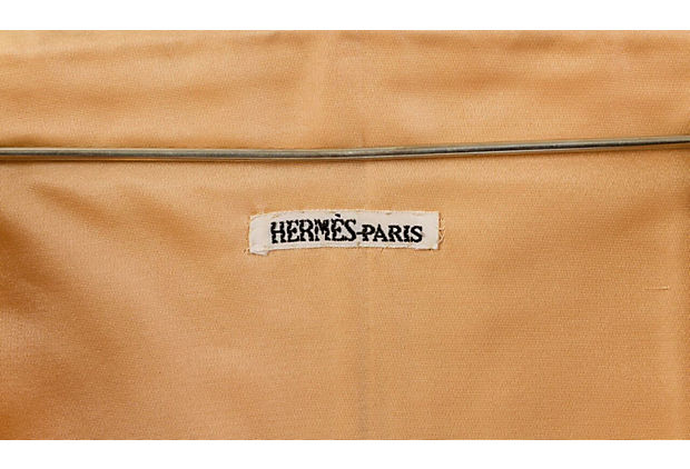 Hermès Rare Traveling Leather Tie Rack