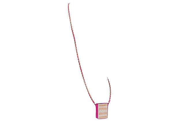 Chanel Mini Crossbody Pink Ponyhair