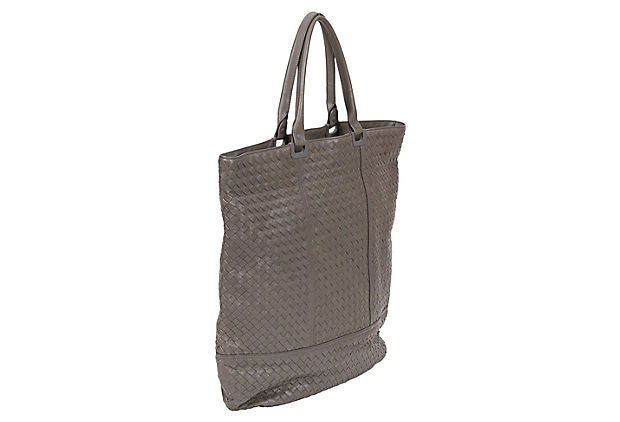 Bottega Veneta Etoupe Shoulder Tote