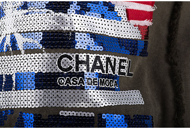 Chanel Coco Cuba Backpack