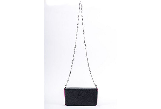 Louis Vuitton Black Cross Body Black Epi