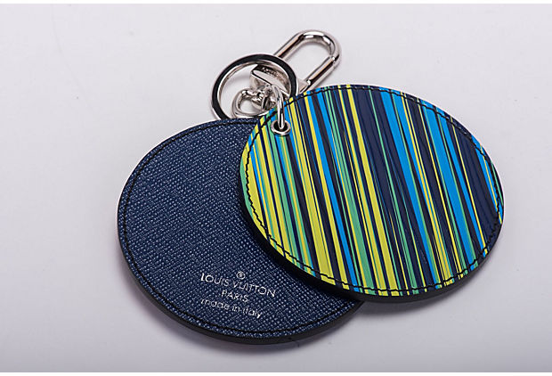 Vuitton Lim. Ed. Mirror Bag Charm