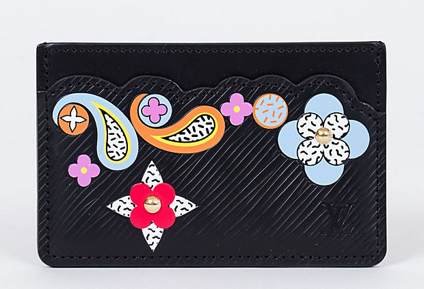 Louis Vuitton Epi Pop Art Cardholder New