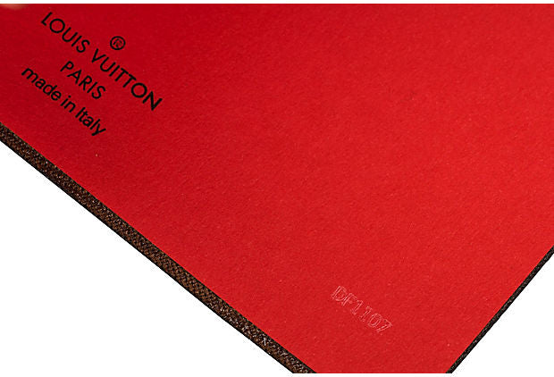 Vuitton Kabuki Mask Lim.Ed. Notebook