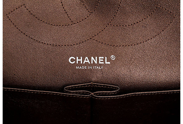 Chanel Bronze Reissue Jumbo Double Flap
