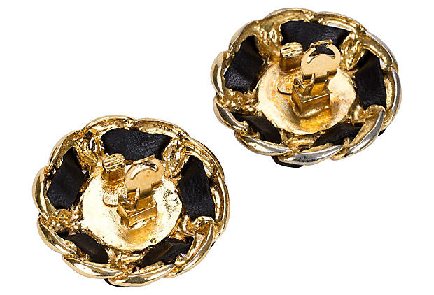 Chanel Victoire de Castellane Earrings