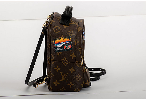 Vuitton Lim.Ed. Stickers Mini Backpack