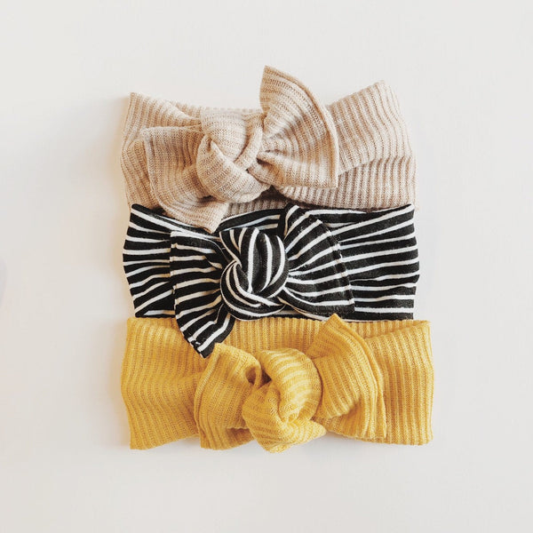 Tie on / Mini stripe