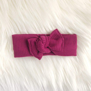 Tie on / Wildberry rib