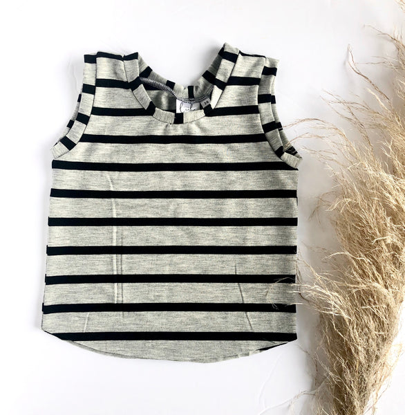 Tank / Black stripe