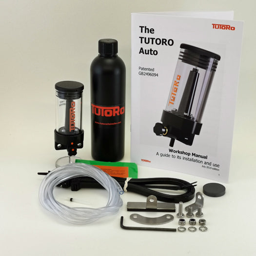 3. TUTORO Auto PATROL Kit