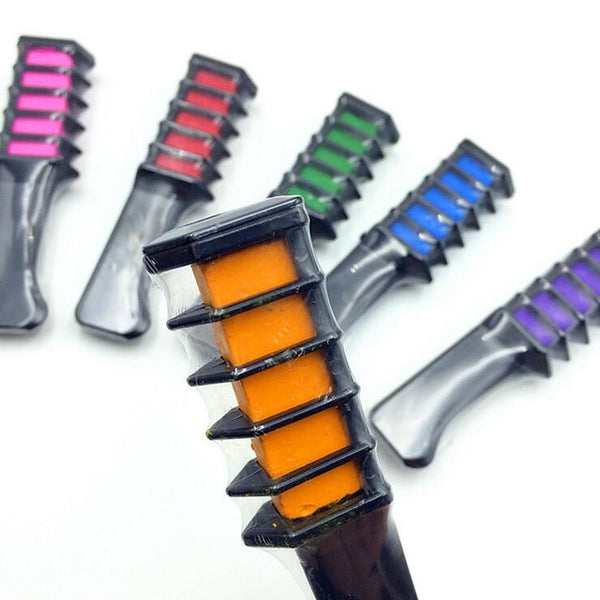 NEW 2017 - DAZZLE™ - TEMPORARY HAIR DYE COMBS! - FREE SHIPPING